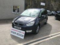 2009 FORD GALAXY 2.3 GHIA 5d AUTO 161 BHP £2995.00