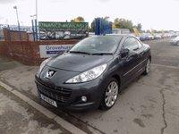 2011 PEUGEOT 207 1.6 HDI CC GT 2d 112 BHP £4995.00