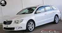 2011 SKODA SUPERB 2.0TDi SE 5 DOOR ESTATE 6-SPEED 170 BHP £SOLD