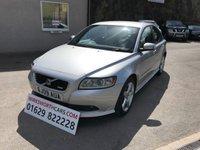 2009 VOLVO S40 1.6 SPORT 4d 100 BHP £2995.00