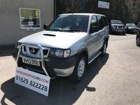 2003 NISSAN TERRANO 2.7 SE TD 5d 123 BHP £2695.00