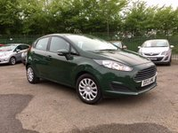 2013 FORD FIESTA 1.5 TDCI STYLE 5d  ZERO ROAD TAX AND SERVICE HISTORY  £5000.00