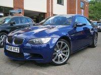 USED 2008 58 BMW M3 4.0 M3 2d 415 BHP
