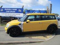 2007 MINI CLUBMAN 1.6 COOPER 5d 118 BHP £4495.00