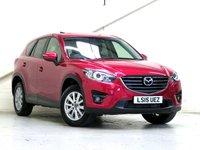 2015 MAZDA CX-5 2.2 D SE-L LUX NAV 5d 148 BHP [FACELIFT] £14887.00