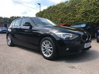 USED 2015 15 BMW 1 SERIES 1.6 116D EFFICIENTDYNAMICS 5d  ZERO ROAD TAX AND EXCELLENT VALUE  NO DEPOSIT  FINANCE ARRANGED, APPLY HERE NOW