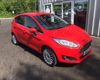 USED 2015 15 FORD FIESTA 1.0 TITANIUM ECOBOOST (100PS) THIS VEHICLE IS AT SITE 1 - TO VIEW CALL US ON 01903 892224