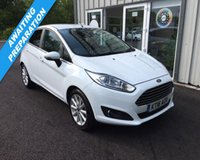 USED 2016 16 FORD FIESTA 1.0 TITANIUM ECOBOOST (100PS) THIS VEHICLE IS AT SITE 1 - TO VIEW CALL US ON 01903 892224