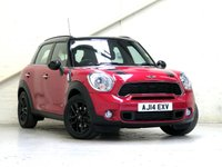 2014 MINI COUNTRYMAN 2.0 COOPER SD ALL4 5d 141 BHP [4WD] [MEDIA PACK] £12987.00
