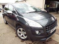 2010 PEUGEOT 3008 2.0 HDI EXCLUSIVE 5d AUTO 163 BHP £6495.00