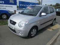 USED 2010 10 KIA PICANTO 1.0 1 5d 61 BHP 2 Owner Car .New MOT & Full Service Done on purchase + 2 Years FREE Mot & Service Included After . 3 Months Russell Ham Quality Warranty . All Car's Are HPI Clear . Finance Arranged - Credit Card's Accepted . for more cars www.russellham.co.uk  - .Owners Book Pack.