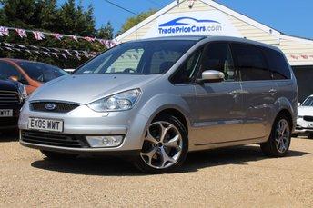 2009 FORD GALAXY 2.2 GHIA TDCI 5d 173 BHP £7500.00