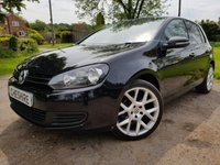 USED 2011 11 VOLKSWAGEN GOLF 1.4 TWIST 5d UPGRADED ALLOYS