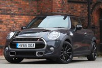 USED 2015 65 MINI HATCH COOPER 2.0 Cooper S (Chili, Media XL) (s/s) 3dr **NOW SOLD**