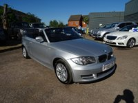 2010 BMW 1 SERIES 2.0 118D ES 2d 141 BHP £5990.00