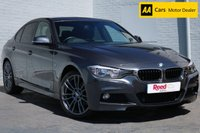 "USED 2013 63 BMW 3 SERIES 2.0 320D XDRIVE M SPORT 4d AUTO 181 BHP NAV+HEATED LEATHER+19"" ALLOYS"