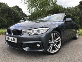 2014 BMW 4 SERIES 3.0 435D XDRIVE M SPORT 2d AUTO 309 BHP £18750.00
