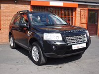USED 2008 08 LAND ROVER FREELANDER 2 2.2 TD4 SE 5d AUTO PAN ROOF - ALPINE - BIG SPEC