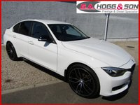 2015 BMW 3 SERIES 2.0 316D ES 4dr FULL PERFORMANCE STYLING KIT FITTED £12395.00