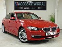 2012 BMW 3 SERIES 2.0 320D LUXURY 4d 184 BHP £10480.00