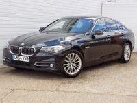 2014 BMW 5 SERIES 2.0 518D LUXURY 4d AUTO 148 BHP £12989.00