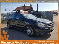 USED 2013 13 MERCEDES-BENZ A CLASS 1.5 A180 CDI BLUEEFFICIENCY SPORT 5d 109 BHP BUY 12 MONTH RAC WARRANTY £195.00 GET 2ND YEAR FREE !