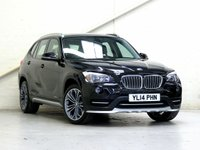 2014 BMW X1 2.0 XDRIVE20D XLINE 5d 181 BHP [4WD] £14187.00