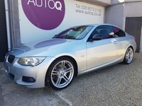 2012 BMW 3 SERIES 2.0 320D SPORT PLUS EDITION 2d 181 BHP £10995.00