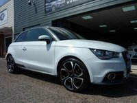 2014 AUDI A1 2.0 TDI CONTRAST EDITION PLUS 3d 141 BHP £SOLD