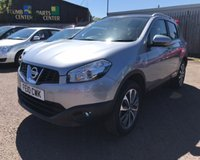 USED 2010 10 NISSAN QASHQAI 1.5 N-TEC DCI 5d 105 BHP **FSH 8 Stamps Panoramic Roof & Sat Nav March 2019 Mot**