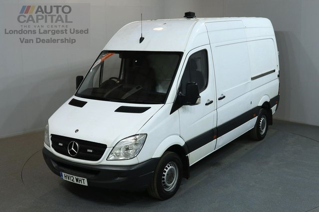 2012 12 MERCEDES-BENZ SPRINTER 2.1 313 CDI 129 BHP MWB HIGH ROOF ONE OWNER FROM NEW, SERVICE HISTORY