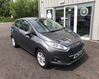 USED 2017 17 FORD FIESTA 1.25 ZETEC NAVIGATOR 3d THIS VEHICLE IS AT SITE 1 - TO VIEW CALL US ON 01903 892224