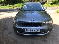 2009 BMW 1 SERIES 2.0 118D SE 3d 141 BHP £3250.00