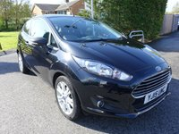 2015 FORD FIESTA Trend 1.2 Petrol 80Ps £7995.00