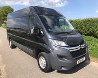 2015 CITROEN RELAY 35 L3H2 ENTERPRISE HDI £7995.00