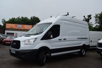 2014 FORD TRANSIT 2.2 350 SHR P/V 1d 124 BHP £8999.00