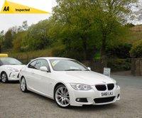2011 BMW 3 SERIES 2.0 318I M SPORT 2d 141 BHP £9795.00