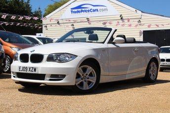 2009 BMW 1 SERIES 2.0 118I SE 2d 141 BHP £7950.00