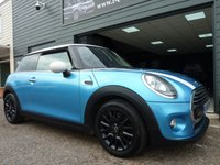 2015 MINI HATCH COOPER 1.5 COOPER 3d 134 BHP £SOLD