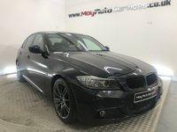 2011 BMW 3 SERIES 3.0 330D M SPORT 4d 242 BHP £10995.00