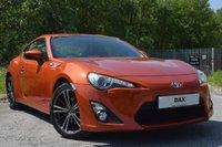2014 TOYOTA GT86 2.0 D-4S 2d 197 BHP £16490.00