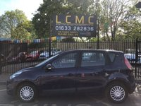2010 RENAULT SCENIC 1.6 EXTREME VVT 5d 109 BHP £4499.00