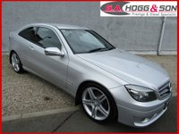 2010 MERCEDES-BENZ CLC CLASS CLC 200 CDI SPORT 3dr AUTO LOCAL LADY OWNER VEHICLE £7495.00