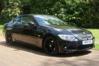 2011 BMW 3 SERIES 2.0 320D M SPORT 2d 181 BHP £SOLD