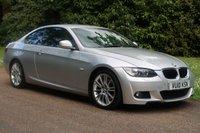 2010 BMW 3 SERIES 2.0 320D M SPORT 2d AUTO 175 BHP £6000.00