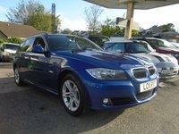 USED 2011 11 BMW 3 SERIES 2.0 318D ES TOURING 5d 141 BHP