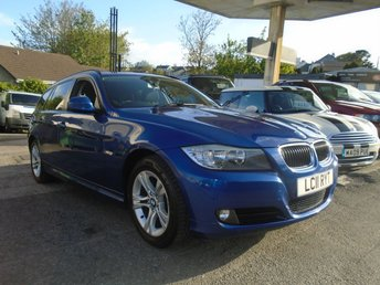 2011 BMW 3 SERIES 2.0 318D ES TOURING 5d 141 BHP £4295.00