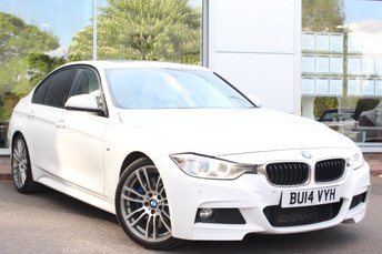 2014 BMW 3 SERIES 3.0 330D M SPORT 4d AUTO 255 BHP £15000.00