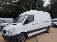 USED 2014 14 MERCEDES-BENZ SPRINTER 2.1 313 CDI MWB 1d 129 BHP FIRST TO SEE WILL BUY ... SUPERB CONDITION