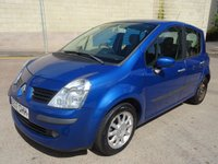 USED 2007 07 RENAULT MODUS 1.6 DYNAMIQUE 16V 5d AUTO 113 BHP GREAT EXAMPLE OF AUTOMATIC ++  FULL YEAR MOT ++  3 PREVIOUS KEEPERS ++  SERVICE RECORD ++